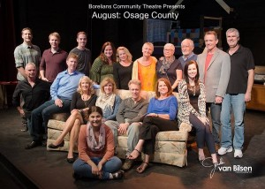 August: Osage County - Cast Photo