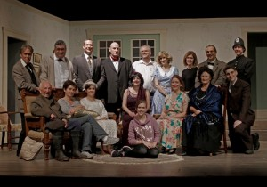 Cast of Drama at Inish