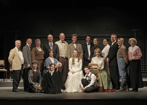 Cast of Our Town