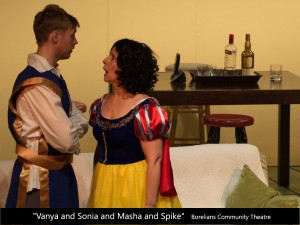 Vanya and Sonia and Masha and Spike - 2017